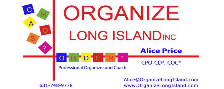 Organize Long Island